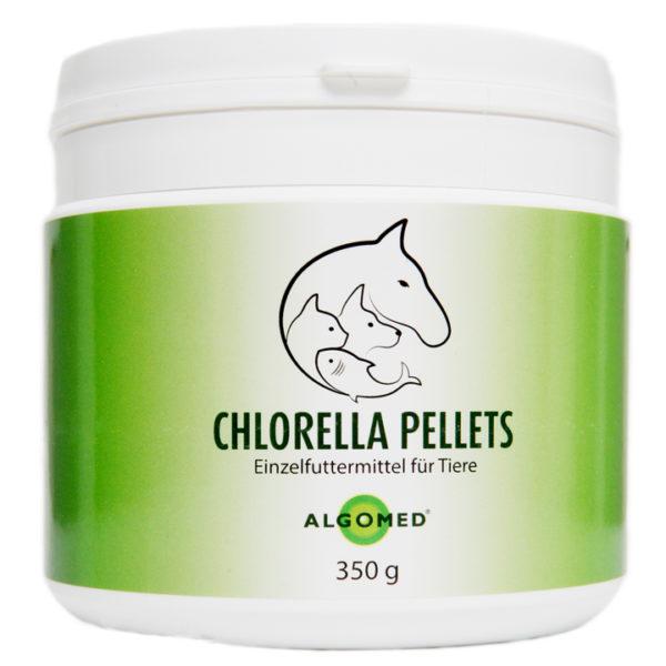 ALGOMED® Chlorella Pellets aus Chlorella vulgaris, 350g