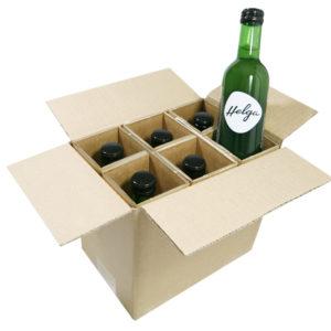 HELGA Nahrungsergänzungsmittel mit Vitamin B12 aus der Chlorella-Alge, 6 Flaschen
